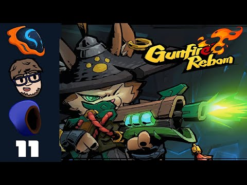 Race To The Finish! - Let's Play Gunfire Reborn [Co-Op with @Retromation  & @Olexa] - Part 11