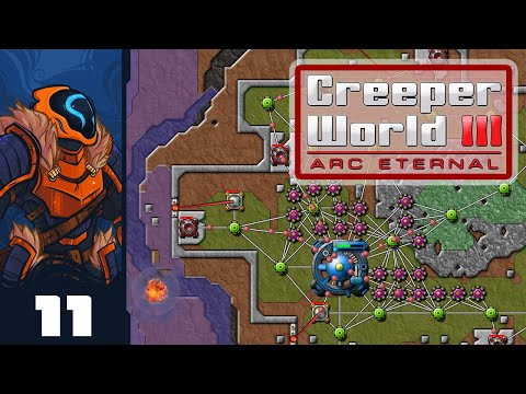 Tidebreaker - Let's Play Creeper World 3: Arc Eternal - Part 11