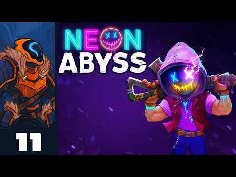 Pew Pew Pew! - Let's Play Neon Abyss - PC Gameplay Part 11