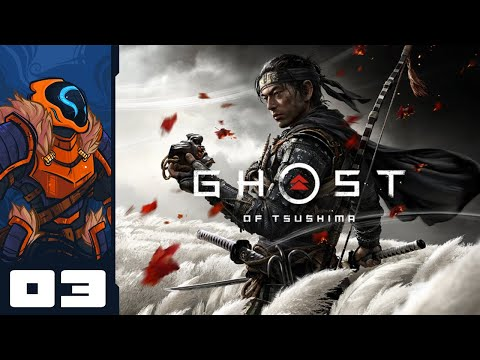 Disregard Archery, Acquire More Bees! - Let's Play Ghost of Tsushima - PS4 Gameplay Part 3