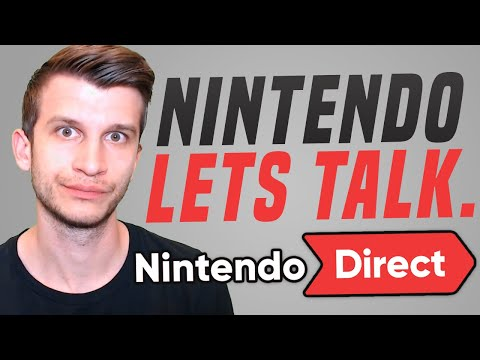 MY BRUTALLY HONEST Nintendo Direct Take...Is This The End!?