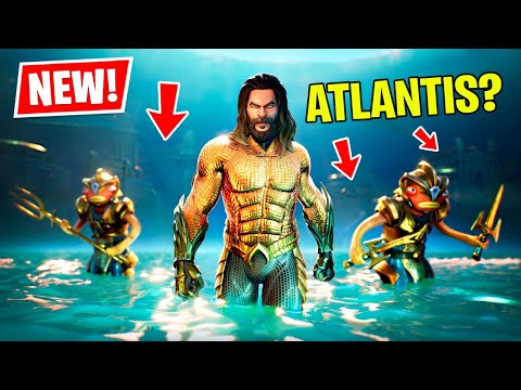 NEW UPDATE!! CARS or ATLANTIS? (Fortnite Season 3)