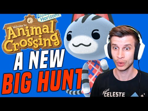 NEW VILLAGER HUNT BEGINS?! Animal Crossing New Features and NEW RARE Villagers! (New Horizons Tips!)
