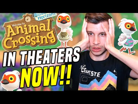 I GAVE UP EVERYTHING for Cranston In Animal Crossing FEATURE FILM!! (New Horizons Tips and Tricks)