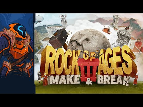 Behold My Mighty Earthen Ball! - Rock of Ages 3: Make & Break