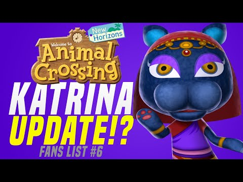 NEW Updates + Features Coming To Animal Crossing New Horizons FANS WANT #6 (Switch Update)