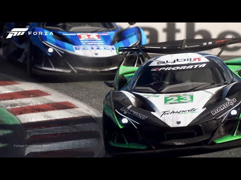 FORZA MOTORSPORT ANNOUNCED for Xbox Series X & Info