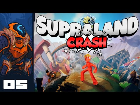 Get Outta My Backseat - Let's Play Supraland: Crash - PC Gameplay Part 5