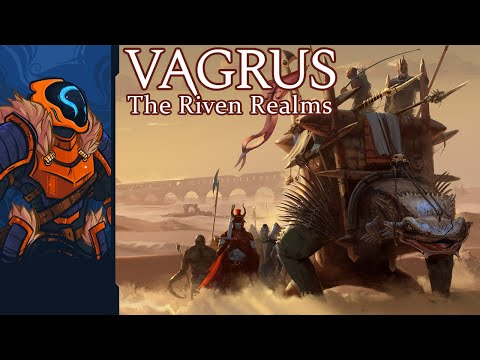 The World Is Dark And Full Of Words - Vagrus: The Riven Realms