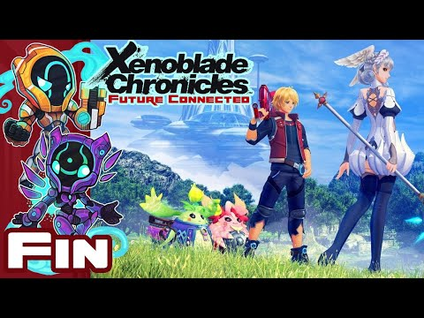 Lemmingpons - Let's Play Xenoblade Chronicles: Future Connected - Part 11 - Finale