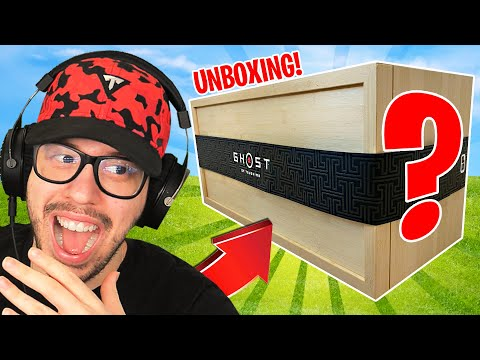 Unboxing GHOST OF TSUSHIMA Mystery Box!