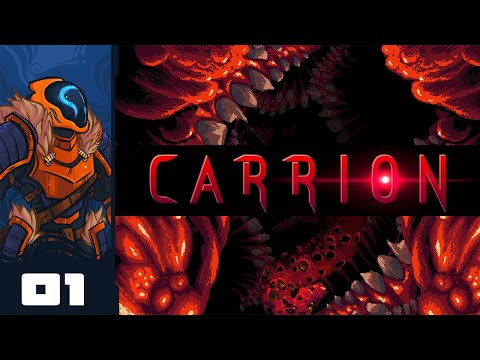 I MUST C O N S U M E - Let's Play Carrion - PC Gameplay Part 1