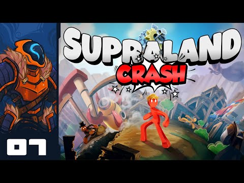 Speed Fatigue - Let's Play Supraland: Crash - PC Gameplay Part 7