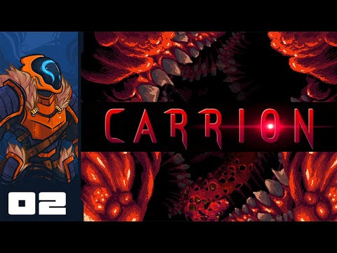 F E E D  M E - Let's Play Carrion - PC Gameplay Part 2