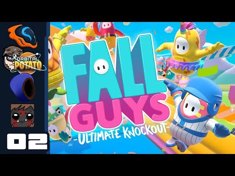 Go Slow, Destroy Everyone - Let's Play Fall Guys: Ultimate Knockout [Multiplayer] - Part 2