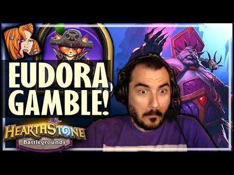 THE EUDORA GAMBLE! - Hearthstone Battlegrounds