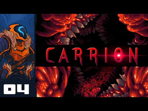I WILL BECOME HUGE - Let's Play Carrion - PC Gameplay Part 4