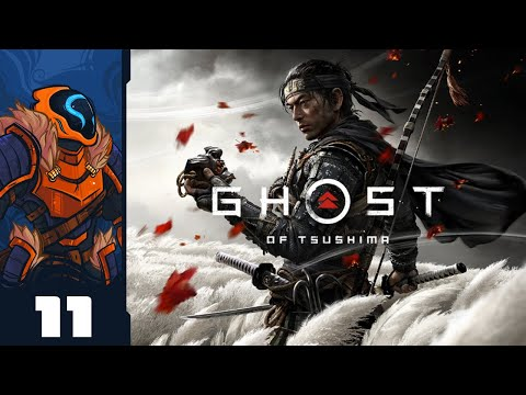 Will Boat For Food - Let's Play Ghost of Tsushima - PS4 Gameplay Part 11