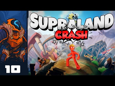 Scrounging For Skulls - Let's Play Supraland: Crash - PC Gameplay Part 10