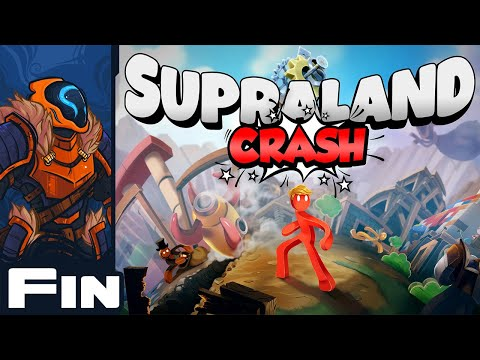 Bulk Up! - Let's Play Supraland: Crash - PC Gameplay Part 11 - Finale