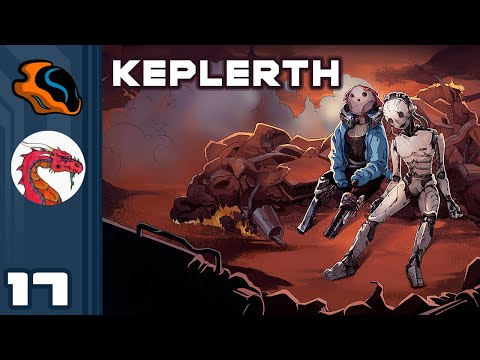 Say No To Expired Alien Drugs - Let's Play Keplerth [Co-Op With  @Aavak ] - PC Gameplay Part 17