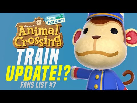 NEW Updates + Features Coming To Animal Crossing New Horizons FANS WANT #7 (Switch Update)