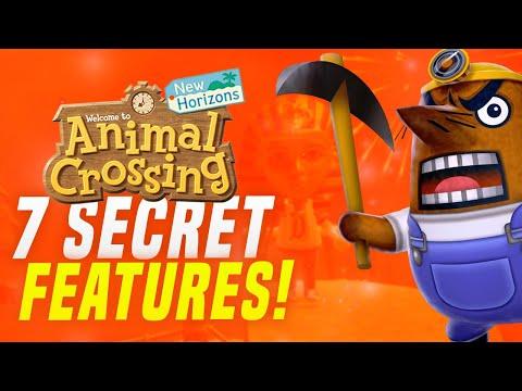 HOW TO GET 7 Hidden Features in Animal Crossing New Horizons 1.4 Update! (New Horizon Tips)
