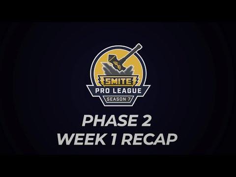 SPL Weekly Recap: Phase 2 Week 1