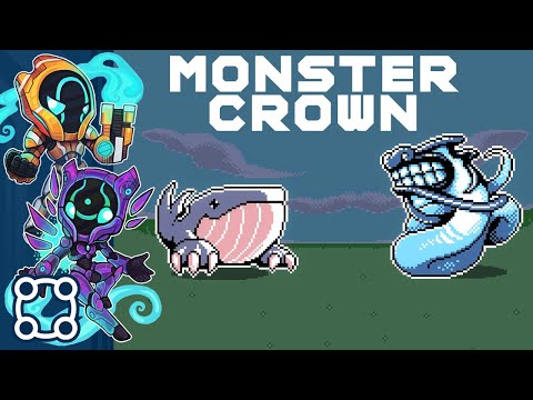 A Solid Pokemon Clone With A Unique Monster Mixing Mechanic! - Monster Crown [Early Access]