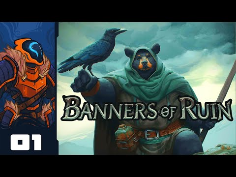 For Darkwall! - Let's Play Banners of Ruin [Early Access] - PC Gameplay Part 1