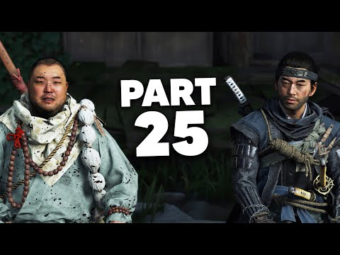 Ghost of Tsushima  Gameplay Walkthrough Part 25 - NORIO FULL TALE (PS4 PRO 4K)