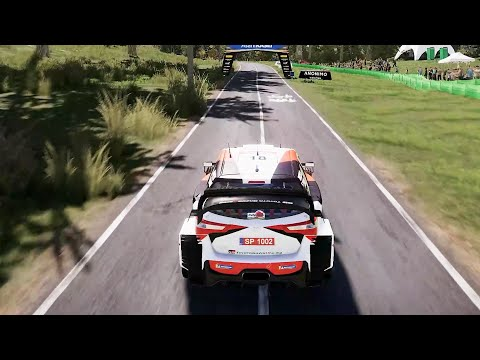 WRC 9 Early Gameplay - NEW JAPAN RALLY