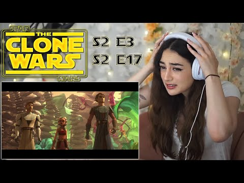 I HATE THIS BOUNTY HUNTER! / Star Wars: The Clone Wars Reaction & Commentary / S2 E3 & E17