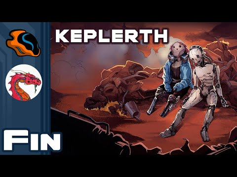 Breakdown - Let's Play Keplerth [Co-Op With  @Aavak ] - PC Gameplay Part 21