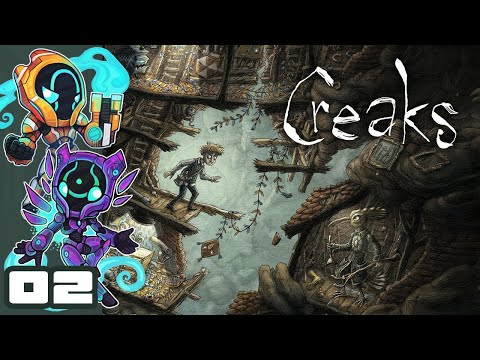 Jelly Jerks - Let's Play Creaks - PC Gameplay Part 2