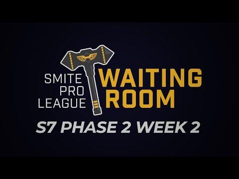 SPL Waiting Room: Season 7 Phase 2 Week 2