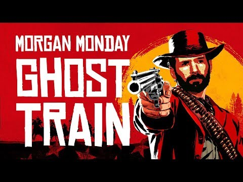 Red Dead Redemption 2 MORGAN MONDAY: GHOST TRAIN HUNT (Let's Play RDR2 Ep. 3)