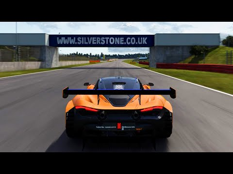 PROJECT CARS 3 Early Gameplay - MCLAREN 720s GT3