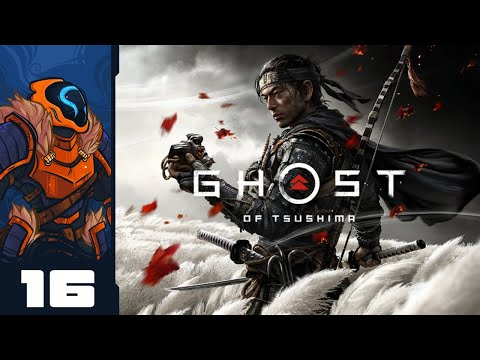 The Curse Of Distracting Birds! - Let's Play Ghost of Tsushima - PS4 Gameplay Part 16