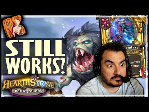 GHOUL EXODIA STILL POSSIBLE??? - Hearthstone Battlegrounds
