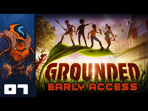 The Waiting Game... - Let's Play Grounded - PC Gameplay Part 7
