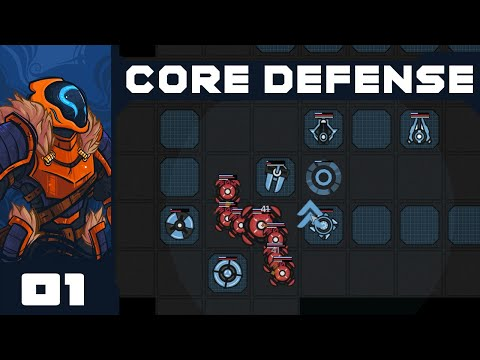 I Can't Get Enough Of Tower Defense Games! - Let's Play Core Defense - PC Gameplay Part 1