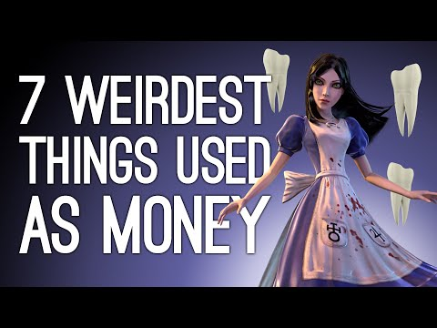 7 Weirdest Things You've Used as Money in Videogames
