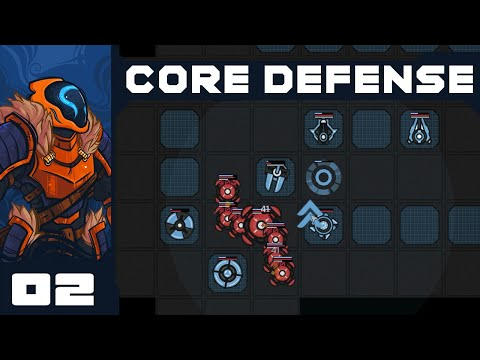 Less Is More - Let's Play Core Defense - PC Gameplay Part 2