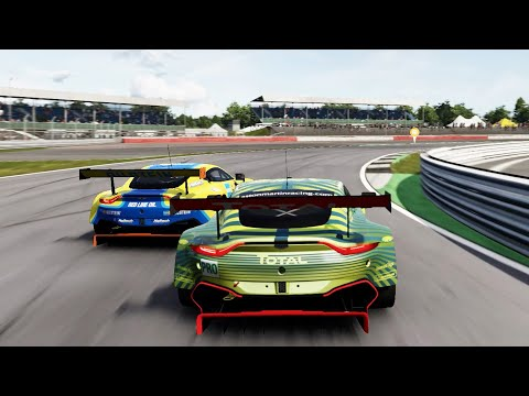 PROJECT CARS 3 Early Gameplay - ASTON MARTIN VANTAGE GTE