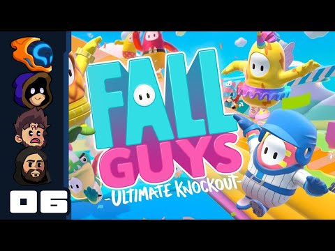 Bananas Are Berries, True Fact - Let's Play Fall Guys: Ultimate Knockout [Multiplayer] - Part 6