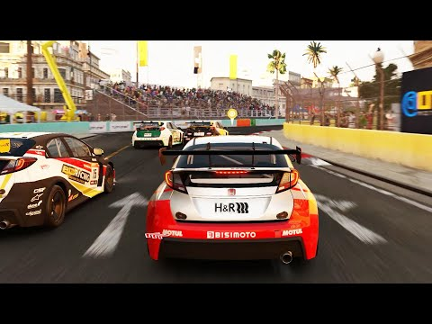 PROJECT CARS 3 Early Gameplay - Honda Civic Type R Racing (Havana)