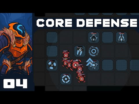 Pacifism Leads Only To Defeat - Let's Play Core Defense - PC Gameplay Part 4