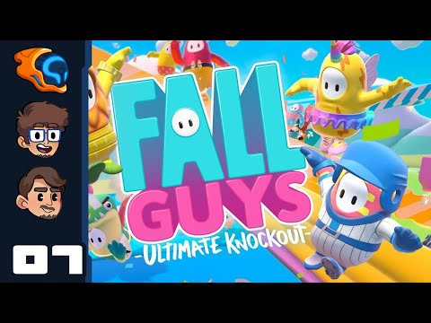 Taking Reto For A Sliiiiide - Let's Play Fall Guys: Ultimate Knockout [Multiplayer] - Part 7