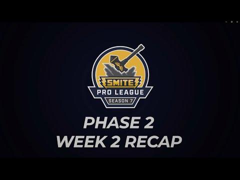 SPL Weekly Recap: Phase 2 Week 2